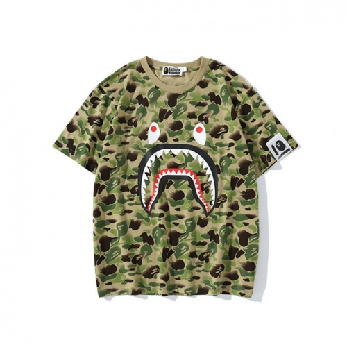 Bape T-Shirts Short Sleeved For Men #861328