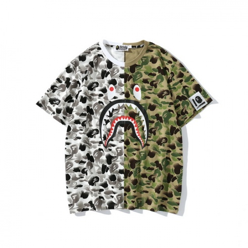 Bape T-Shirts Short Sleeved For Men #861329