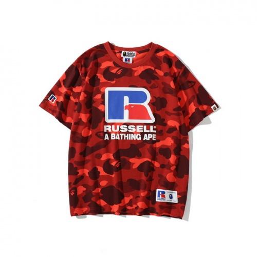 Bape T-Shirts Short Sleeved For Men #861330