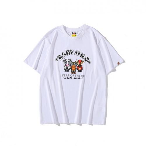 Bape T-Shirts Short Sleeved For Men #861334