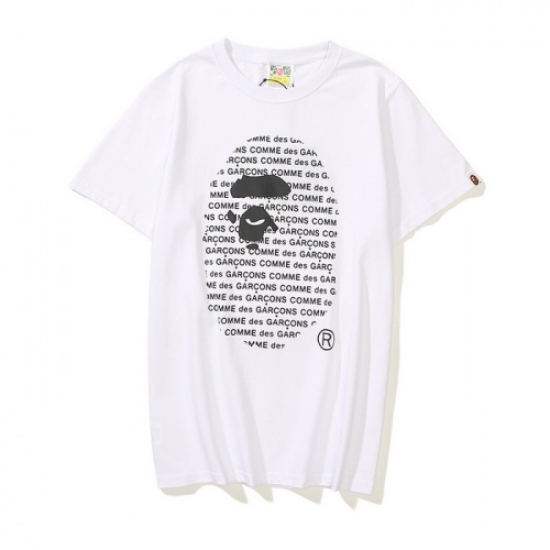 Bape T-Shirts Short Sleeved For Men #861340