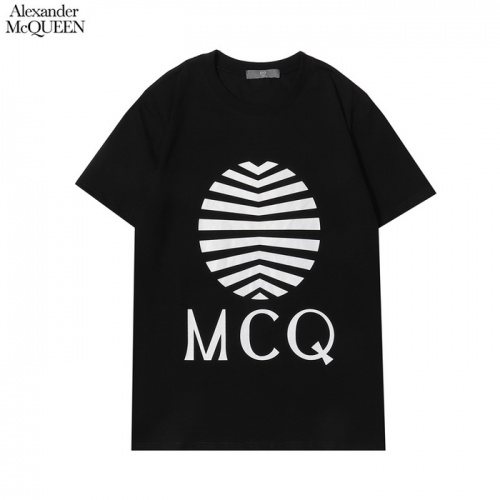 Alexander McQueen T-shirts Short Sleeved For Men #861374