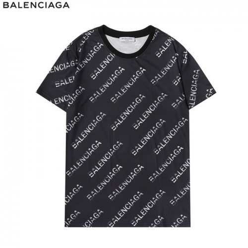 Balenciaga T-Shirts Short Sleeved For Men #861415