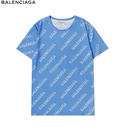 Balenciaga T-Shirts Short Sleeved For Men #861416