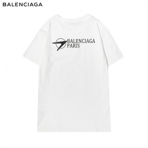 Balenciaga T-Shirts Short Sleeved For Men #861421