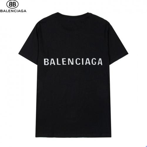Balenciaga T-Shirts Short Sleeved For Men #861433