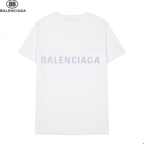 Balenciaga T-Shirts Short Sleeved For Men #861434