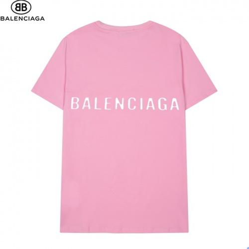 Balenciaga T-Shirts Short Sleeved For Men #861435