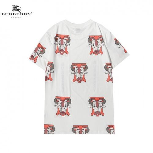 Burberry T-Shirts Short Sleeved For Men #861455