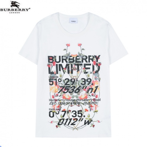 Burberry T-Shirts Short Sleeved For Men #861481