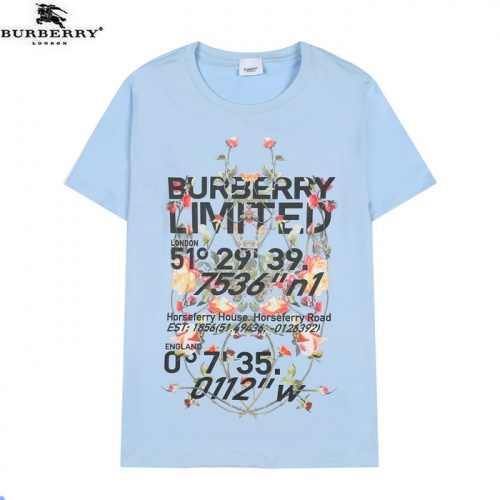 Burberry T-Shirts Short Sleeved For Men #861483