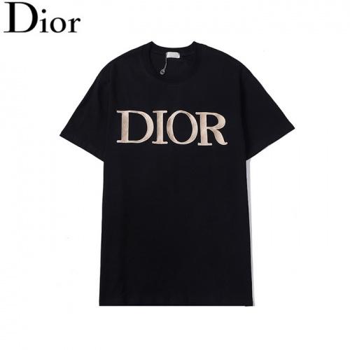 Christian Dior T-Shirts Short Sleeved For Men #861503
