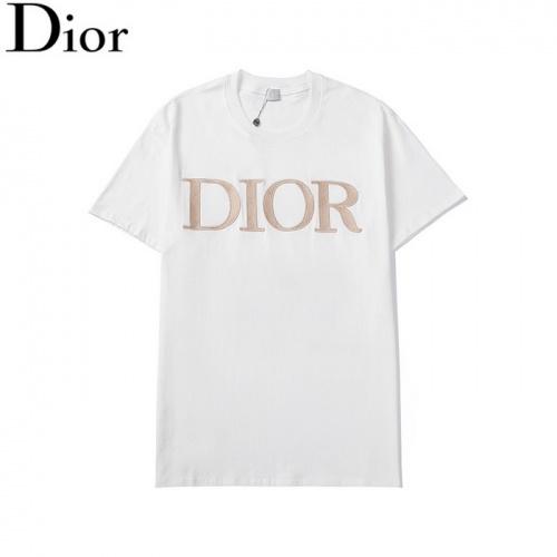 Christian Dior T-Shirts Short Sleeved For Men #861504