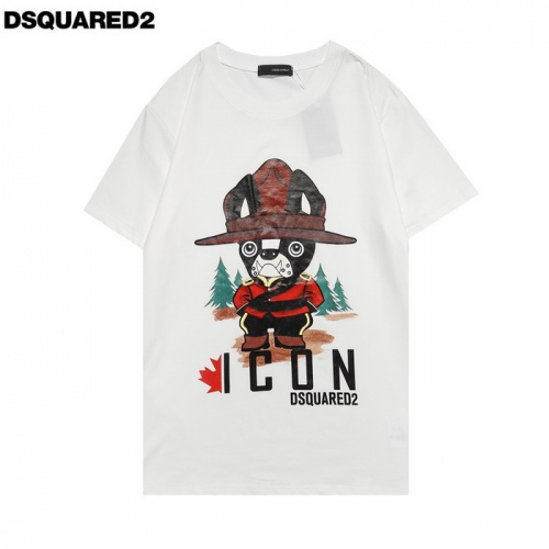 Dsquared T-Shirts Short Sleeved For Men #861514