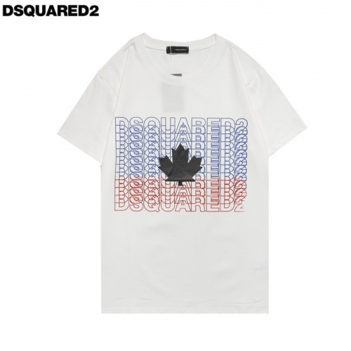 Dsquared T-Shirts Short Sleeved For Men #861515