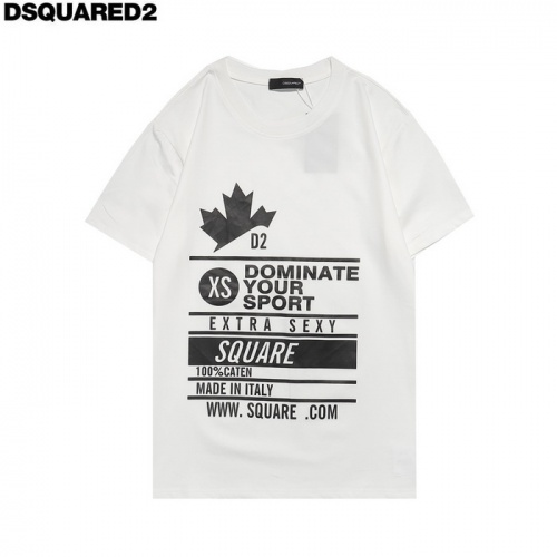 Dsquared T-Shirts Short Sleeved For Men #861517