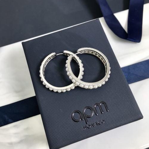 apm Monaco Earrings #861713