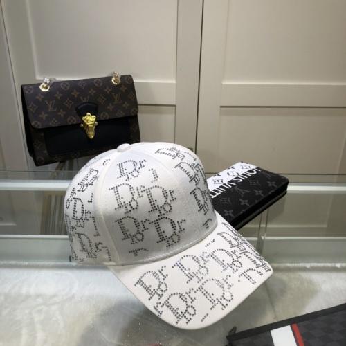 Christian Dior Caps #861789