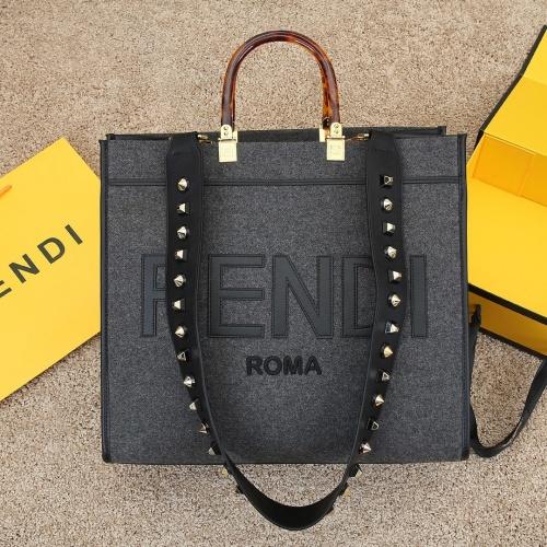 Fendi AAA Quality Handbags For Women #862004