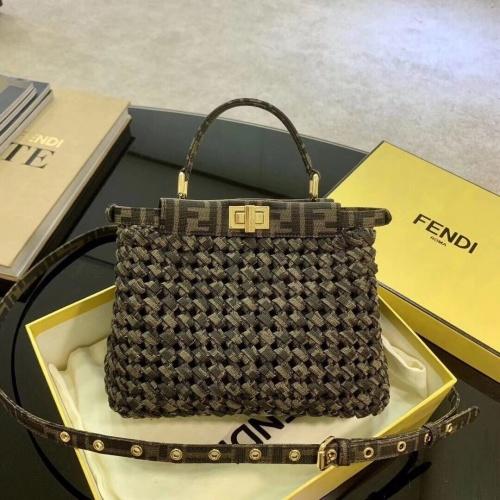 Fendi AAA Quality Handbags For Women #862012