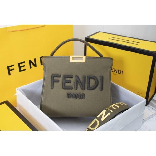 Fendi AAA Quality Handbags For Women #862013