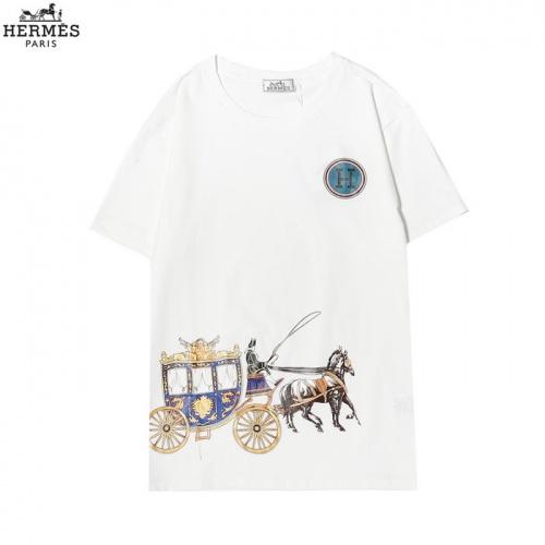 Hermes T-Shirts Short Sleeved For Men #862145