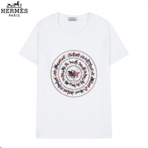 Hermes T-Shirts Short Sleeved For Men #862148