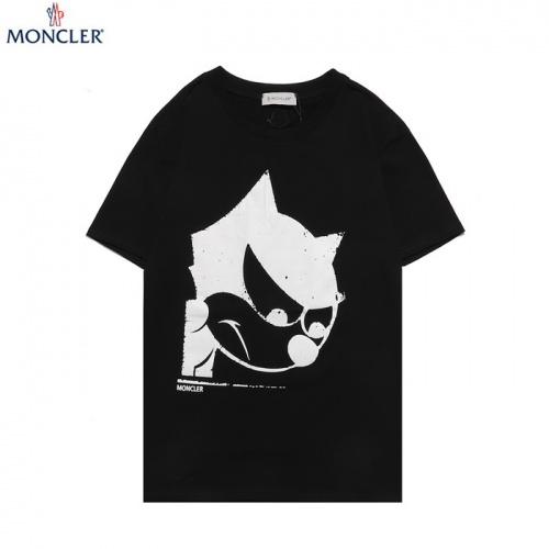 Moncler T-Shirts Short Sleeved For Men #862236