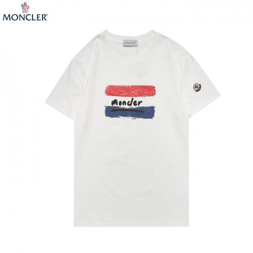 Moncler T-Shirts Short Sleeved For Men #862259