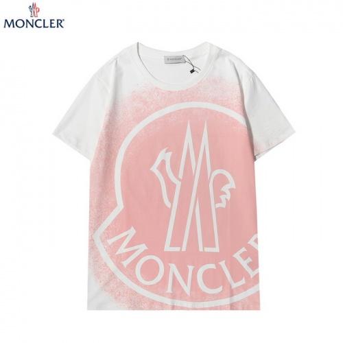 Moncler T-Shirts Short Sleeved For Men #862266