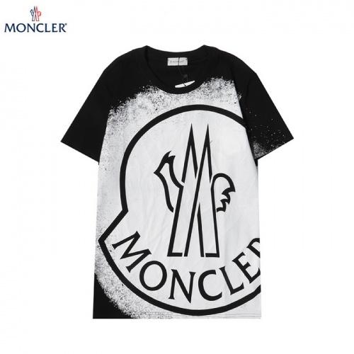 Moncler T-Shirts Short Sleeved For Men #862267