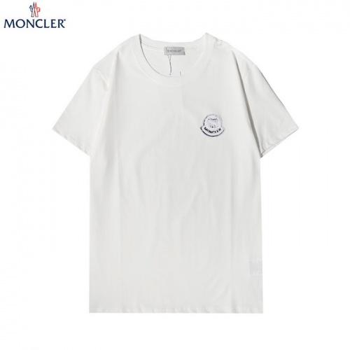 Moncler T-Shirts Short Sleeved For Men #862277