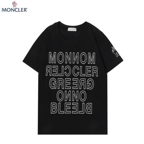 Moncler T-Shirts Short Sleeved For Men #862288