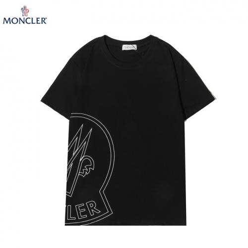 Moncler T-Shirts Short Sleeved For Men #862297