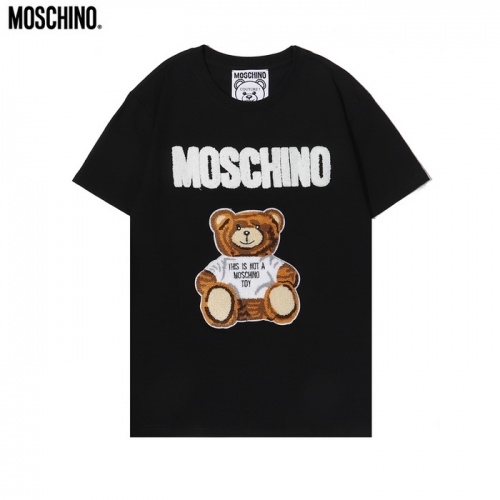 Moschino T-Shirts Short Sleeved For Men #862313