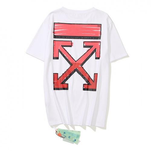 Off-White T-Shirts Short Sleeved For Men #862361
