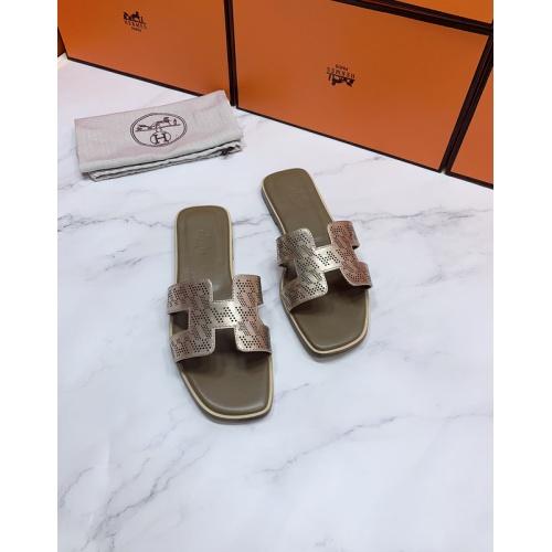 Hermes Slippers For Women #862413