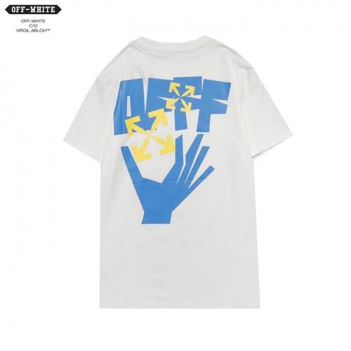 Off-White T-Shirts Short Sleeved For Men #862455