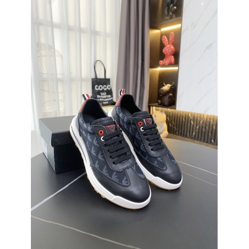 Armani Casual Shoes For Men #862469