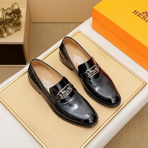 Hermes Leather Shoes For Men #862473