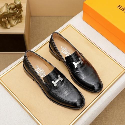 Hermes Leather Shoes For Men #862474