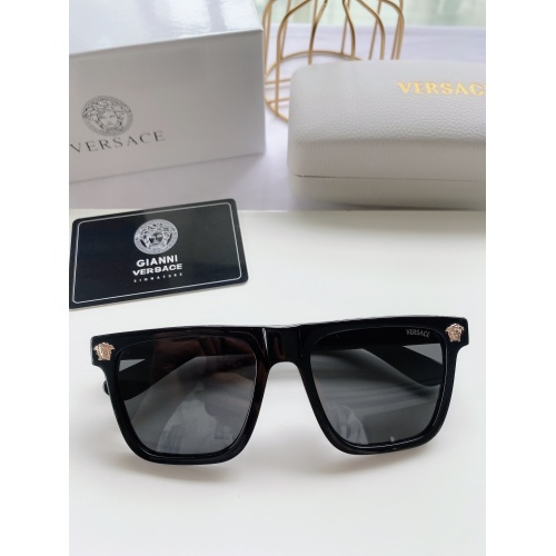 Versace AAA Quality Sunglasses #862479
