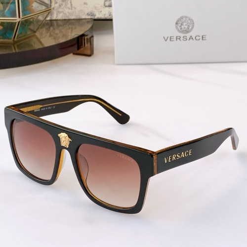 Versace AAA Quality Sunglasses #862488