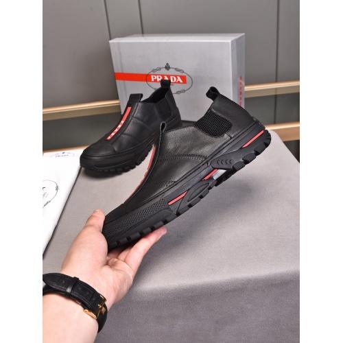 Prada Casual Shoes For Men #862503