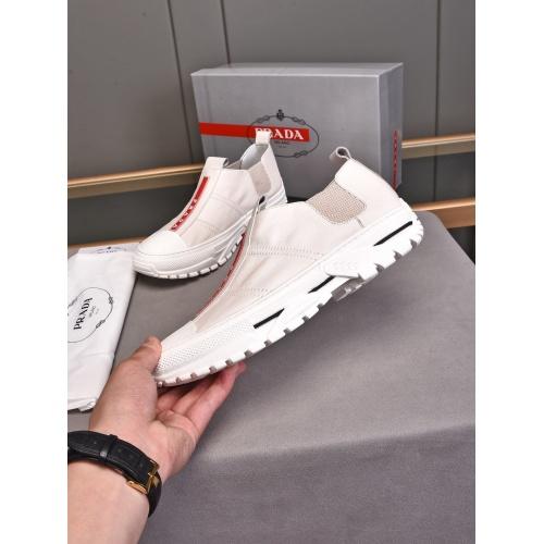 Prada Casual Shoes For Men #862504
