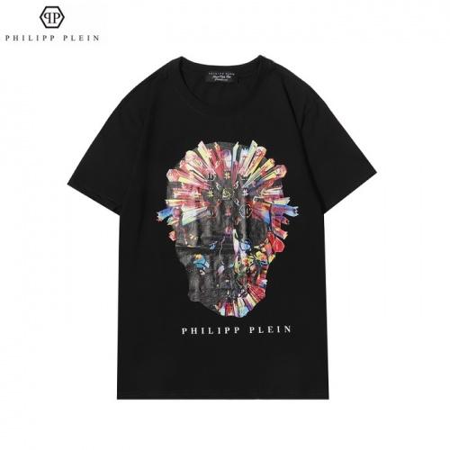 Philipp Plein PP T-Shirts Short Sleeved For Men #862506