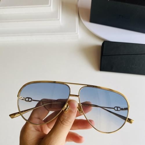 Christian Dior AAA Quality Sunglasses #862507