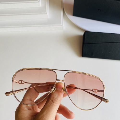 Christian Dior AAA Quality Sunglasses #862508
