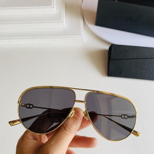 Christian Dior AAA Quality Sunglasses #862512
