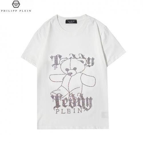 Philipp Plein PP T-Shirts Short Sleeved For Men #862514 $27.00 USD, Wholesale Replica Philipp Plein PP T-Shirts